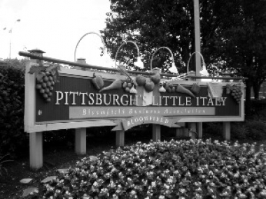 Bloomfield, Pittsburgh's Little Italy