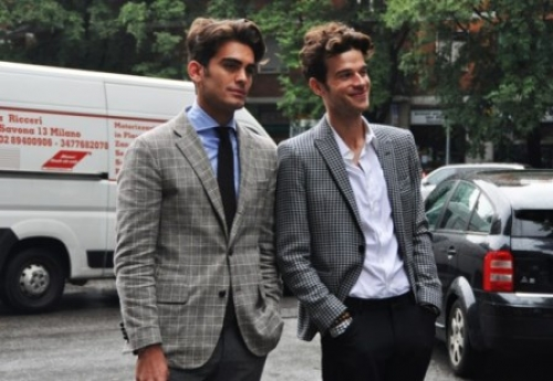 Men's Fashion Trends in Italy