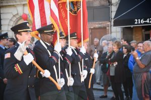 Little Italy's Columbus Day Parade