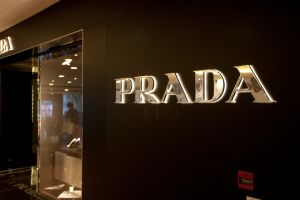 Fashion powerhouse Prada has returned to profit growth