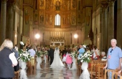 Churches for Weddings in Italy