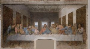 Leonardo da Vinci  -The Last Supper